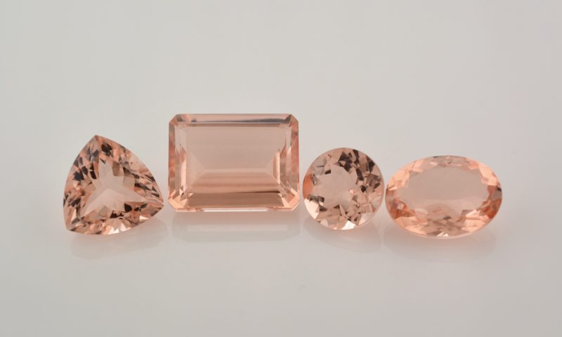 Morganite: Blushing & Beautiful Pink Gemstones